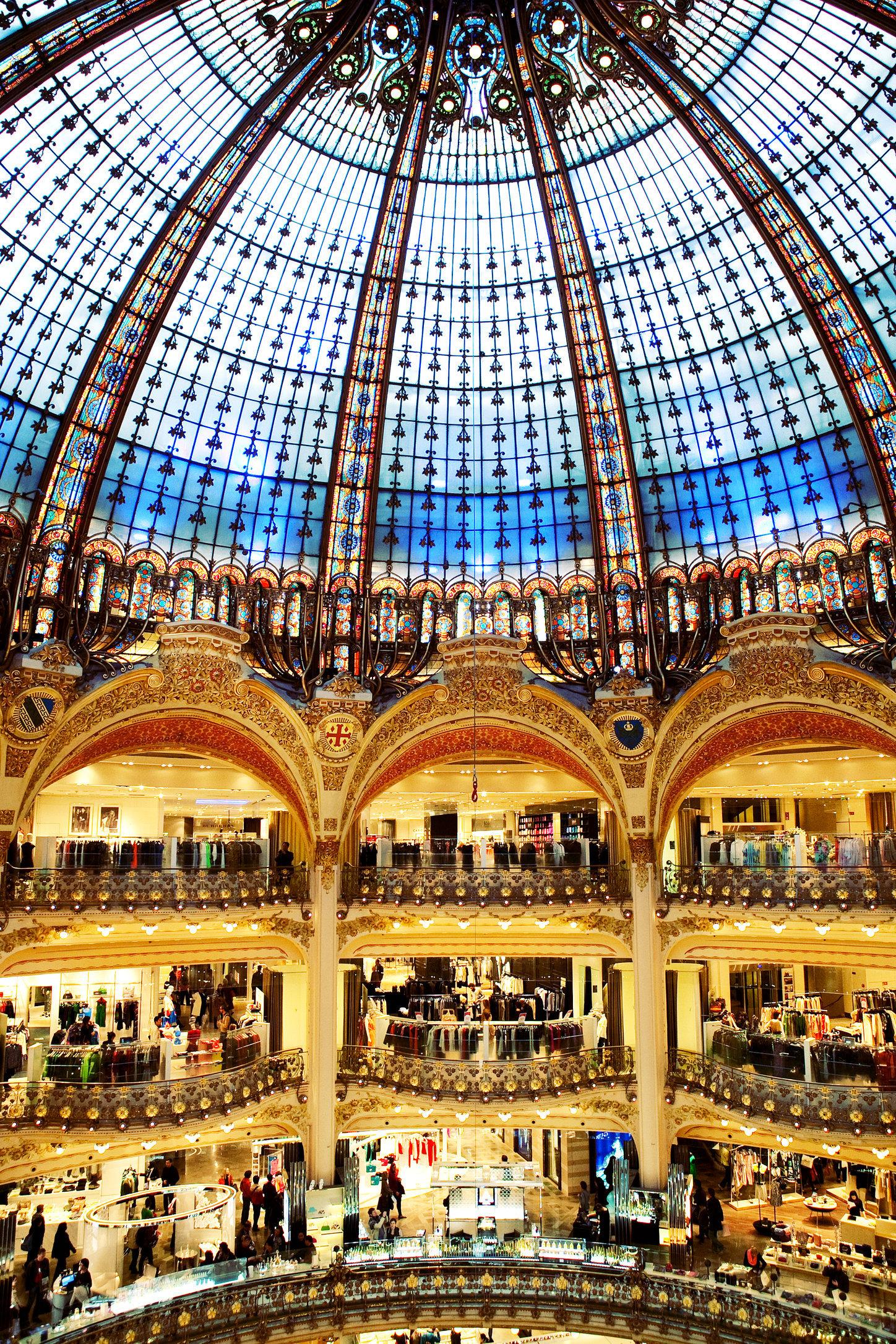 Lafayette in Paris