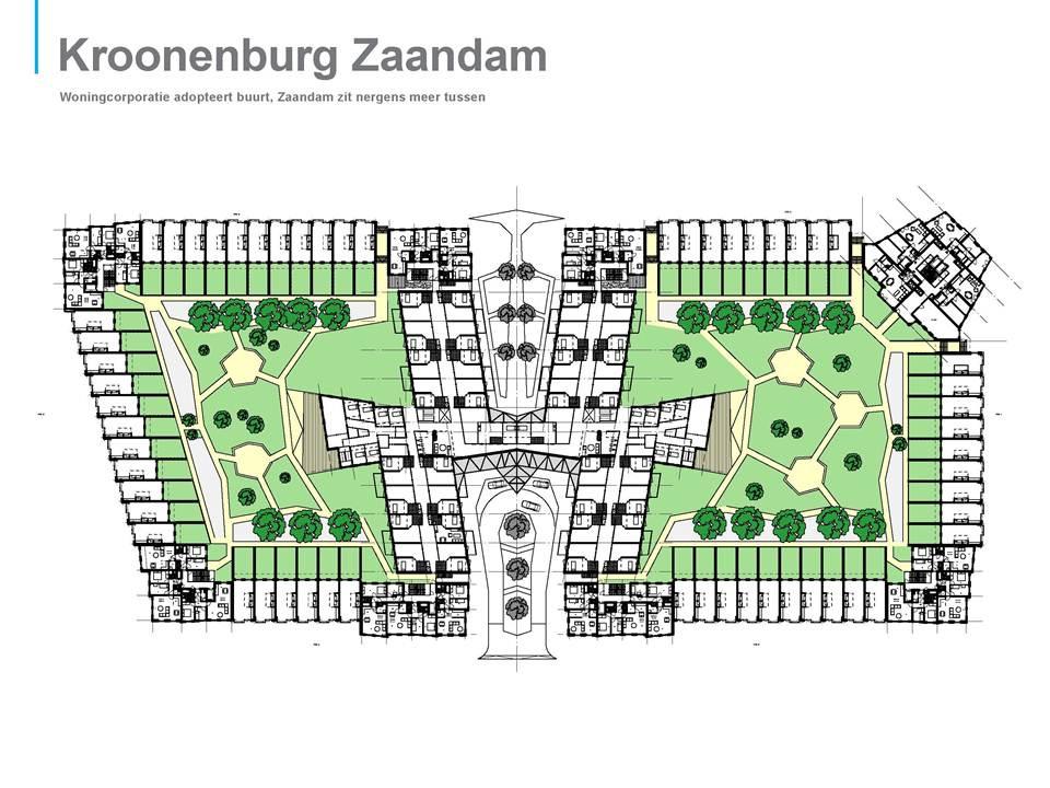 WoonZorgzone Kroonenburg Zaandam