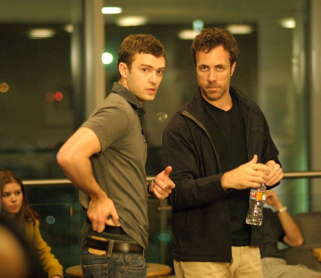 Justin Timberlake & Director Michael Meredith