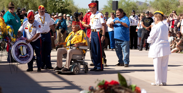 Navajo Code Talkers Association