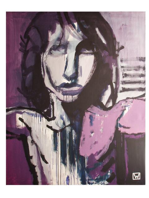 """""""Eat Me"""", akryl na płótnie, 150 x 120"""