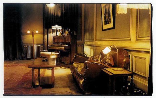 Bentinck Street Living Room - 1938