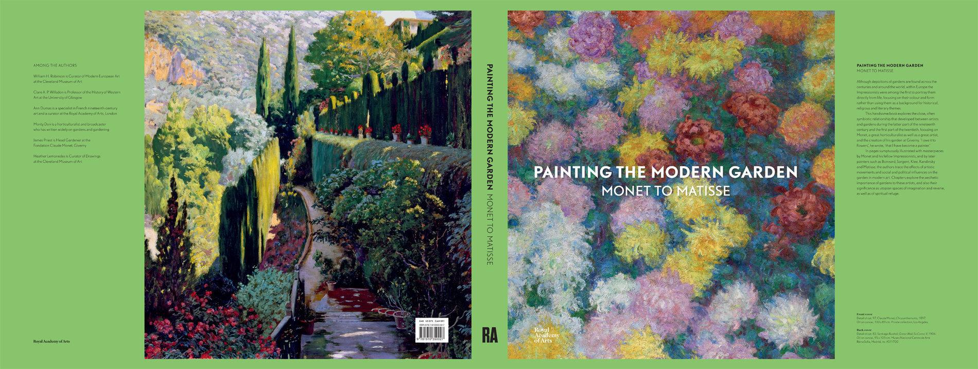 RA Painting The Modern Garden