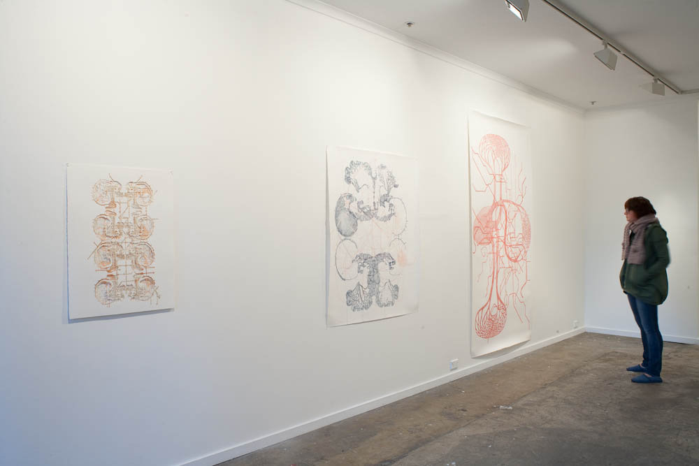 MOP - Installation view