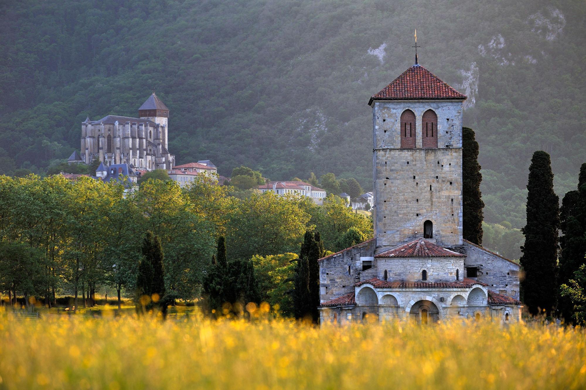 Saint-Just de Valacabrere, Saint-Bertrand de Comminges, Hautes-Pyrénées