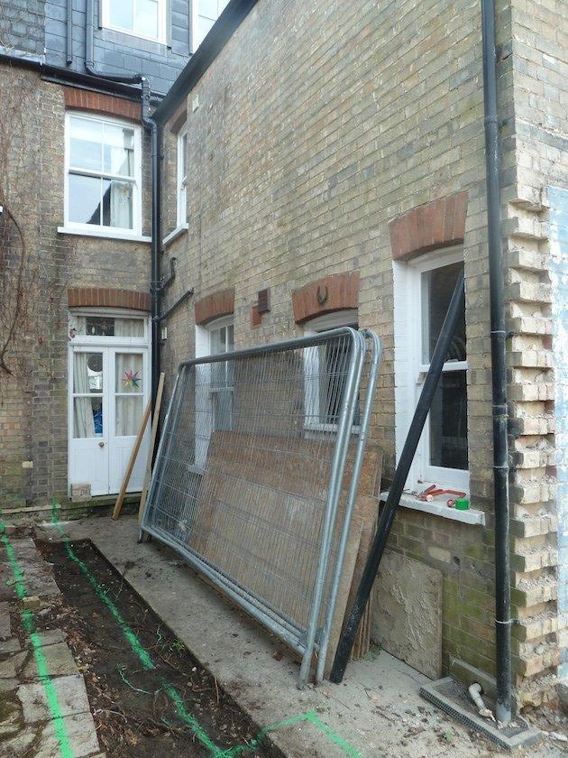 Eltisley Avenue, Cambridge 2016