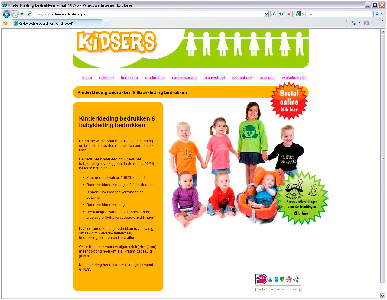www.kidsers.nl