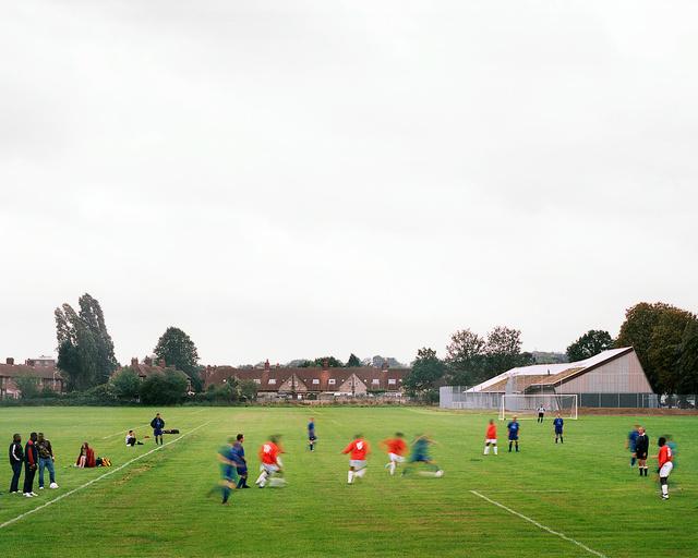 Bellingham Childrens Centre. Cottrell and Vermeulen Architects.