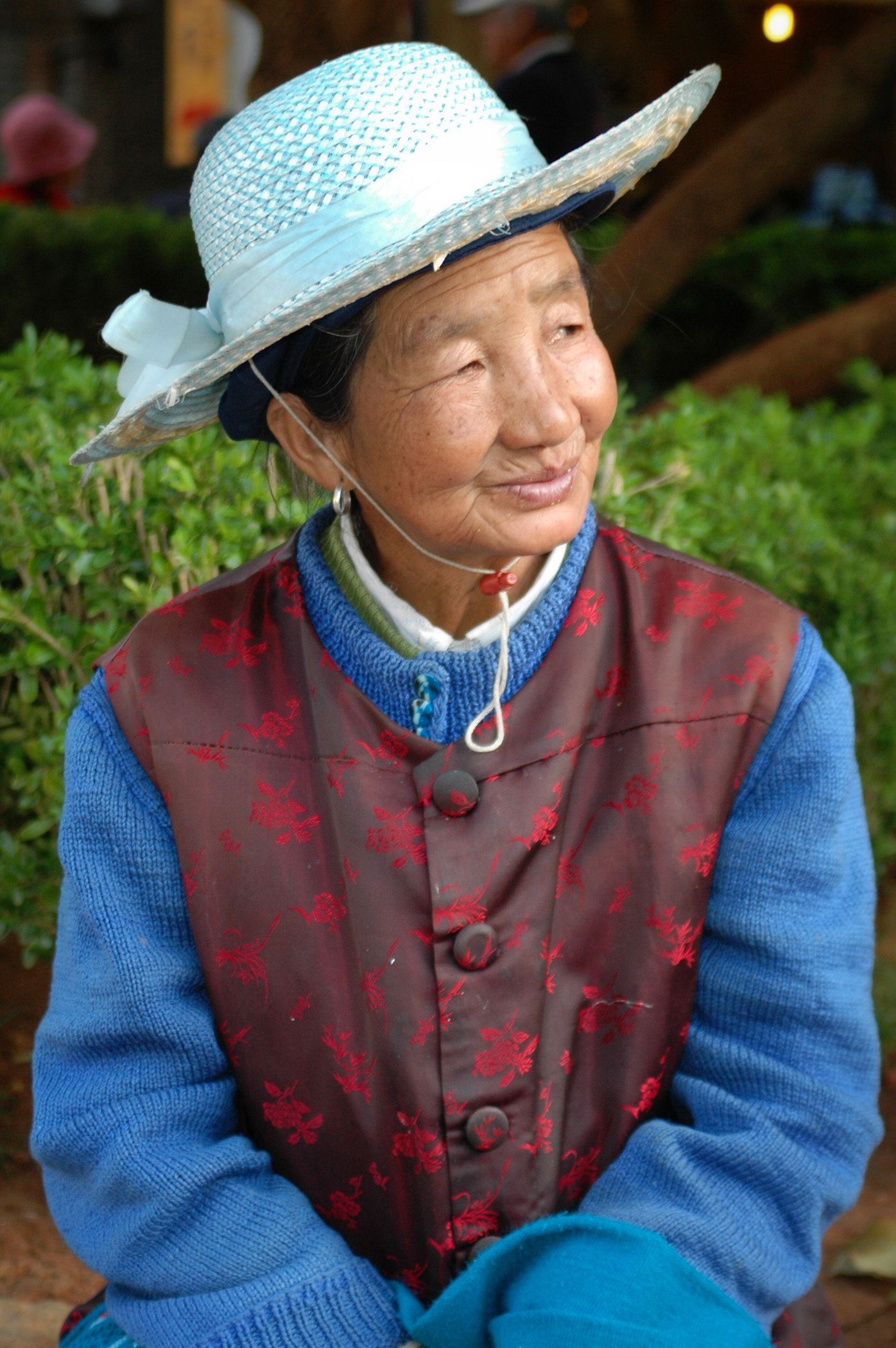 Naxi Woman I