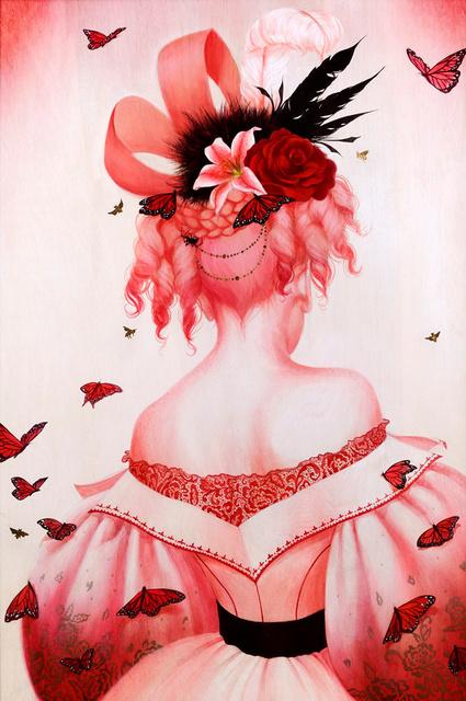 La Belle Papillonne