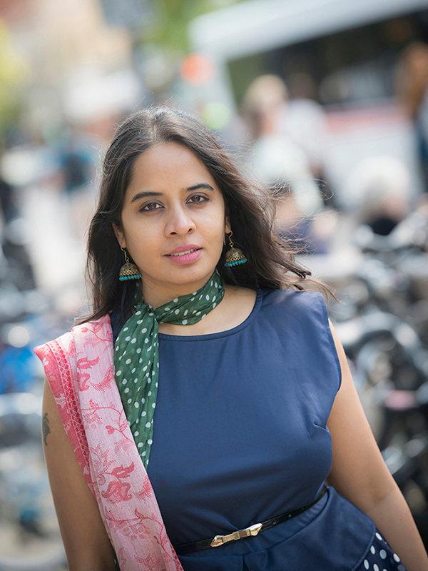 Rochelle Potkar India