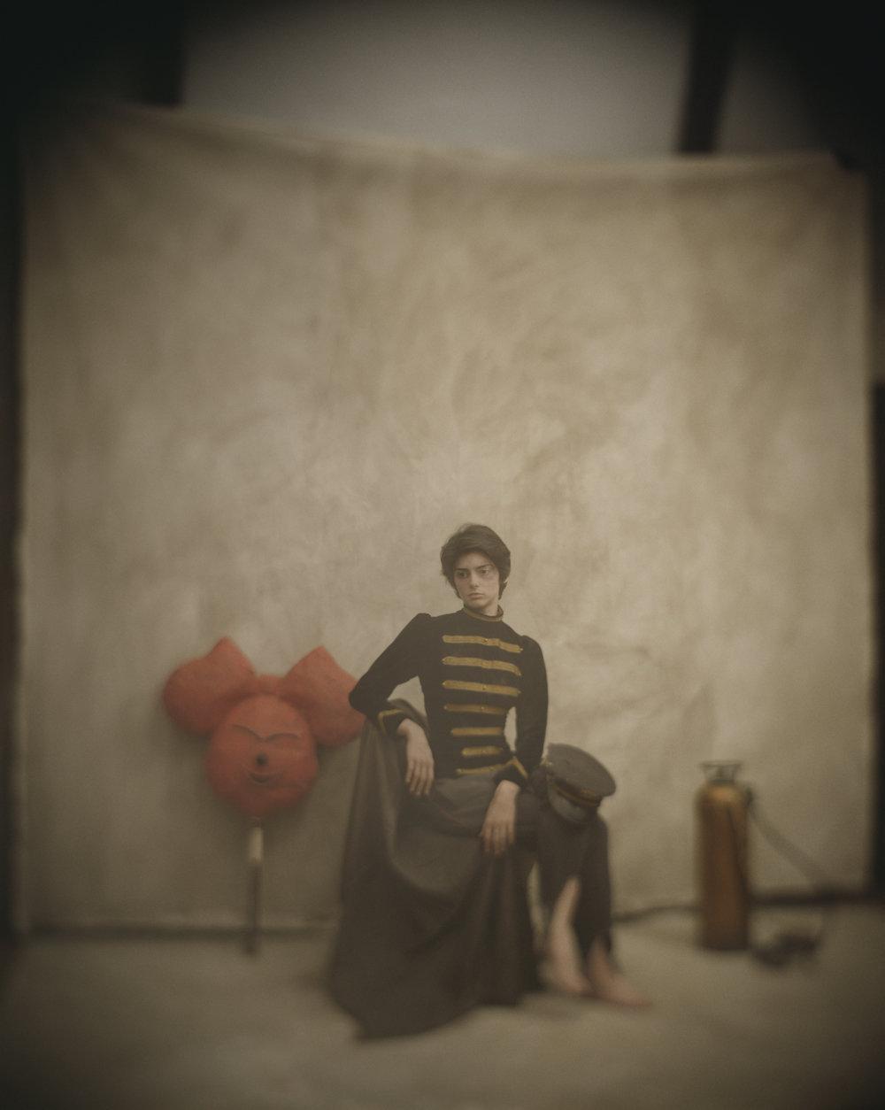 Venetian Portrait #5, 2009