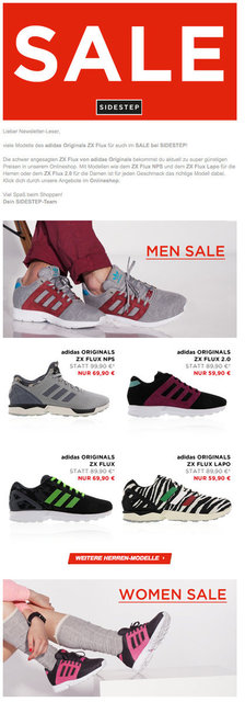 SIDESTEP SHOES