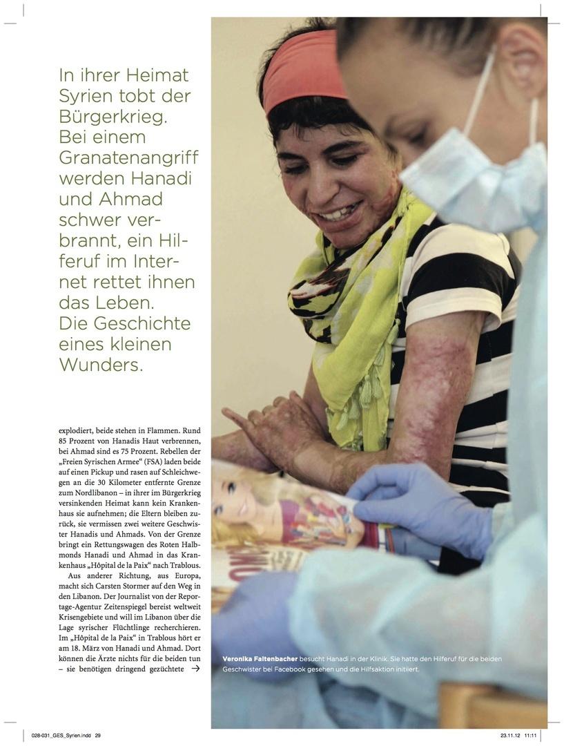MENSCHEN.das magazin 12.2012