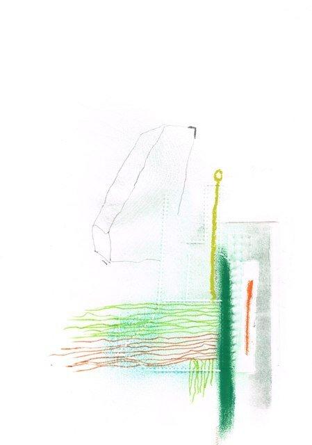 Zonder Titel, 2013  21 x 29,7 cm
