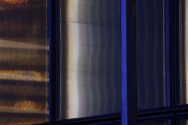 Blue stripe/Metallic