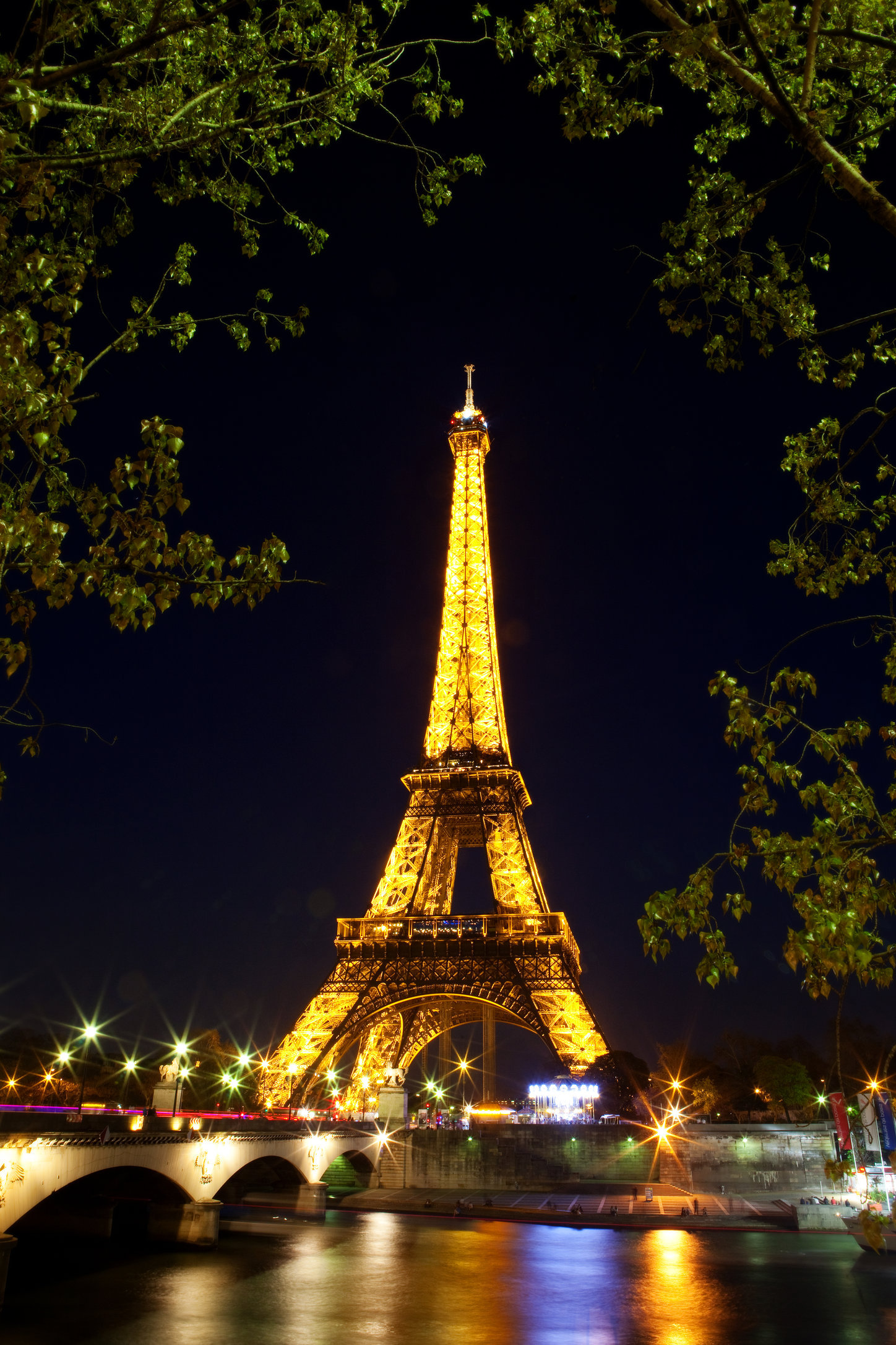 Eiffel Tour Night II