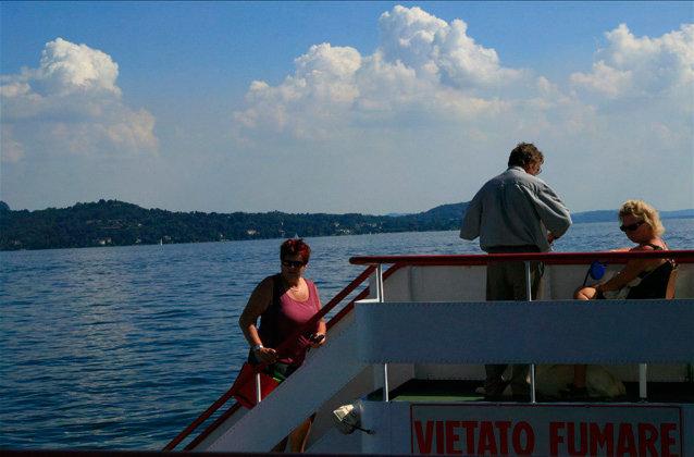 Laveno-Intra, Italia 2011
