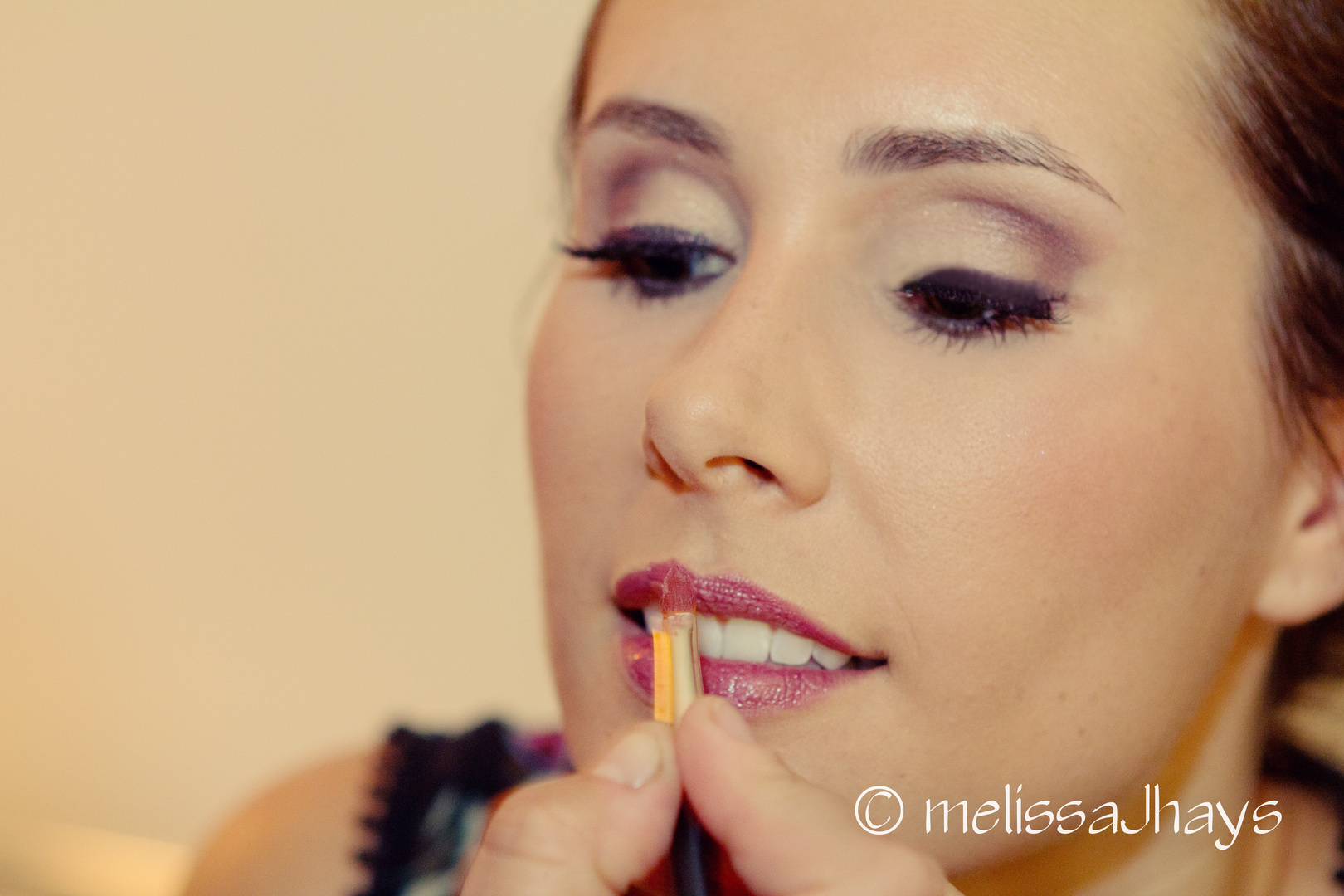 makeup by Touch of Blush