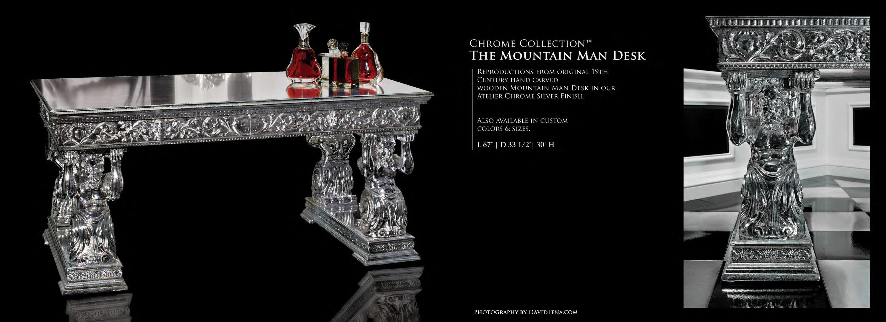 The Mountain Man Desk