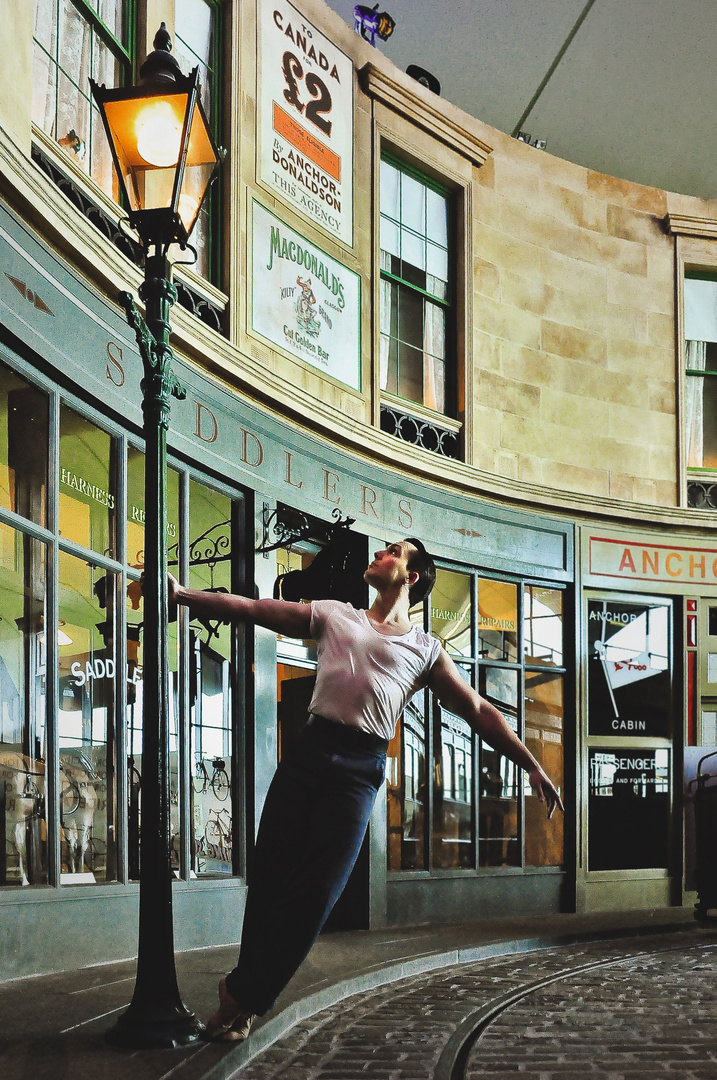 A Streetcar Named Desired - Scottish Ballet