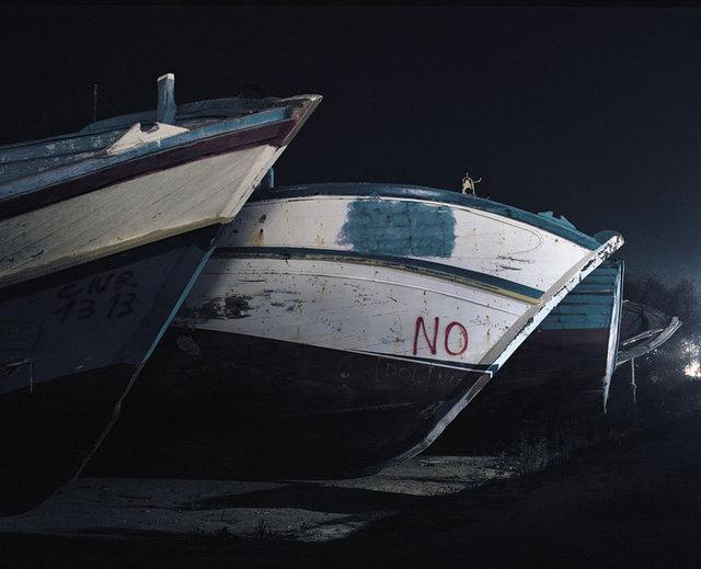 Shipwrecks / Lampedusa 2015
