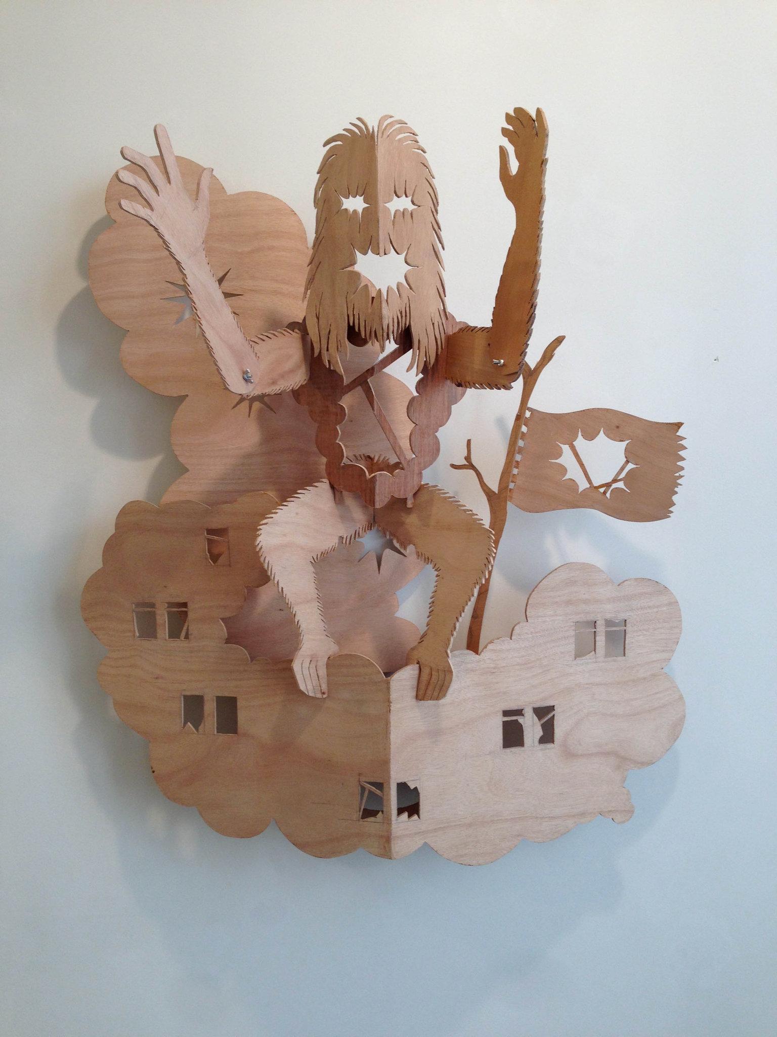 Arjen Lancel, Lonely Ape, or the war on dreams, 2014