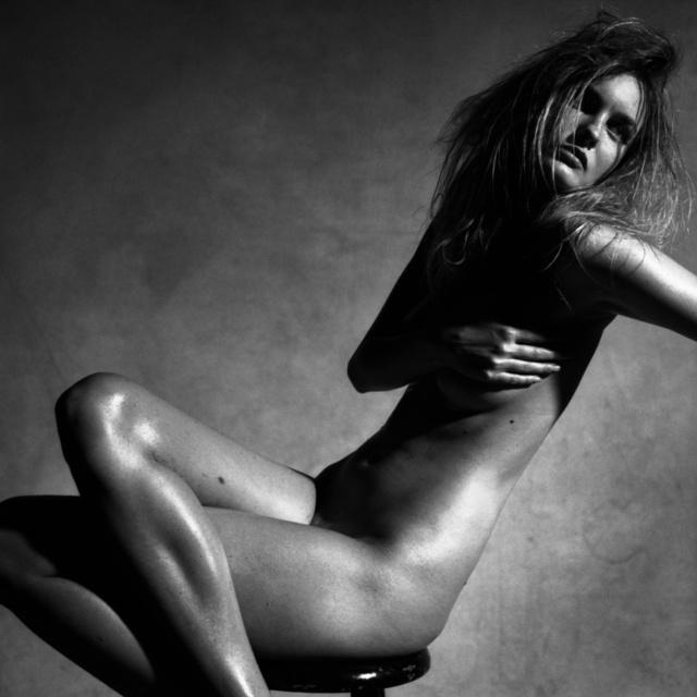 Caroline Trentini. New York, 2009 (Study #5)