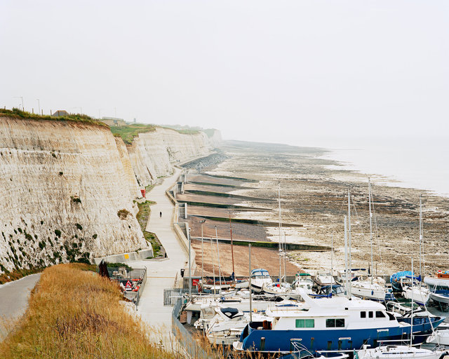 Undercliff Walk, East Brighton