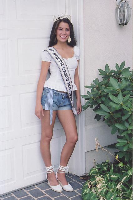 MISS NC TEEN USA --  MELISSA LINGAFELT