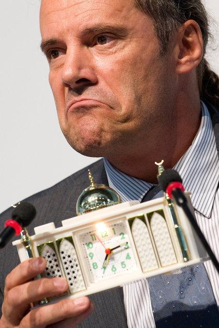 Oskar Freysinger - Genève - 2009