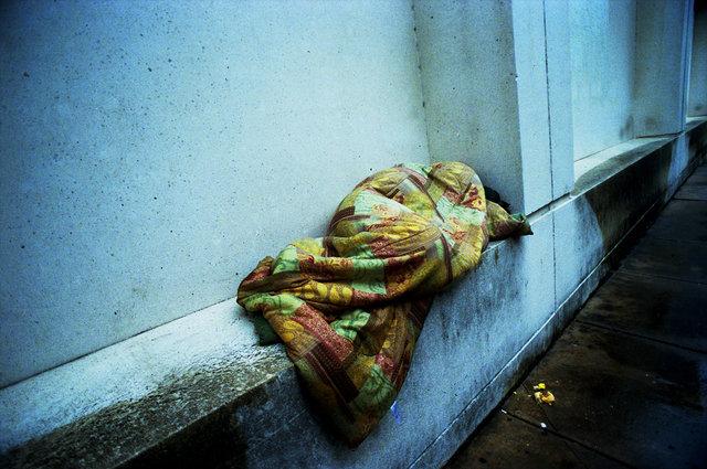 Sleeping Body