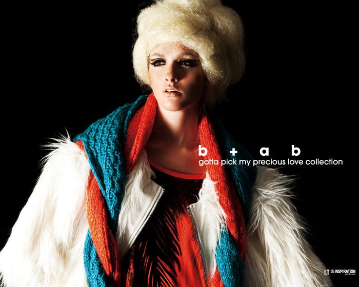 b+ab fashion collection 2011 F/W