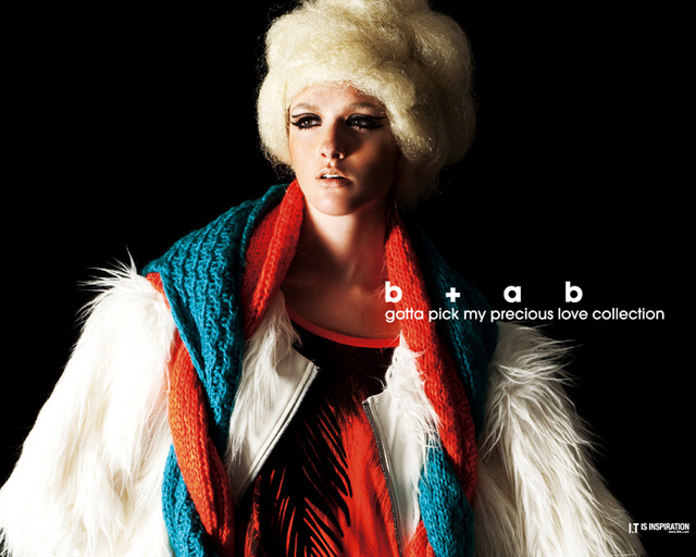 b+ab fashion collection 2011 F/W