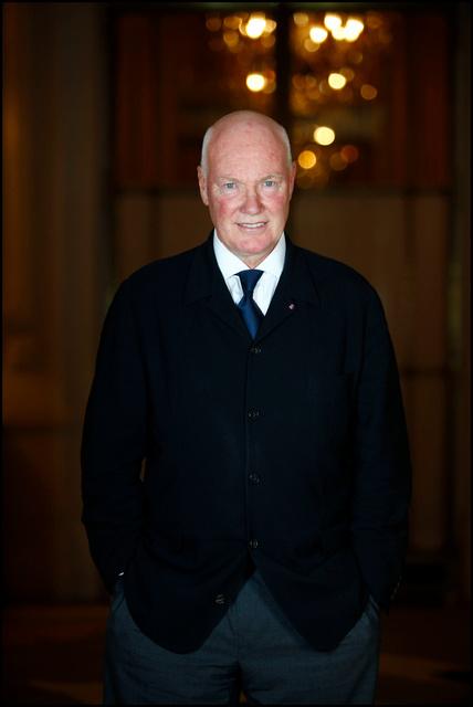 Jean Claude BIVER, PDG HUBLOT SA, fabricant de montres
