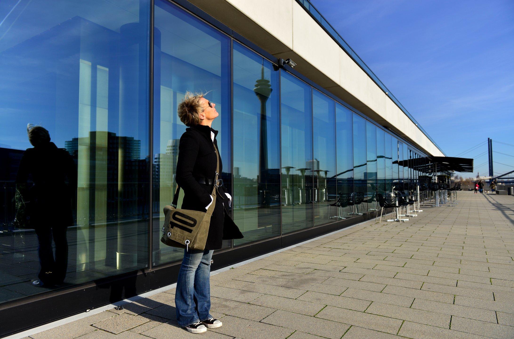 #düsseldorf - medienhafen hyatt