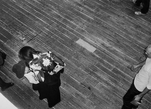 #2 Yohj Yamamoto at his atelier