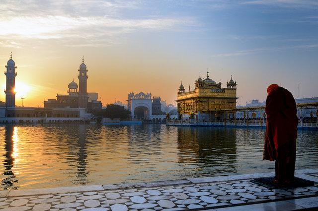Morning prayer - India