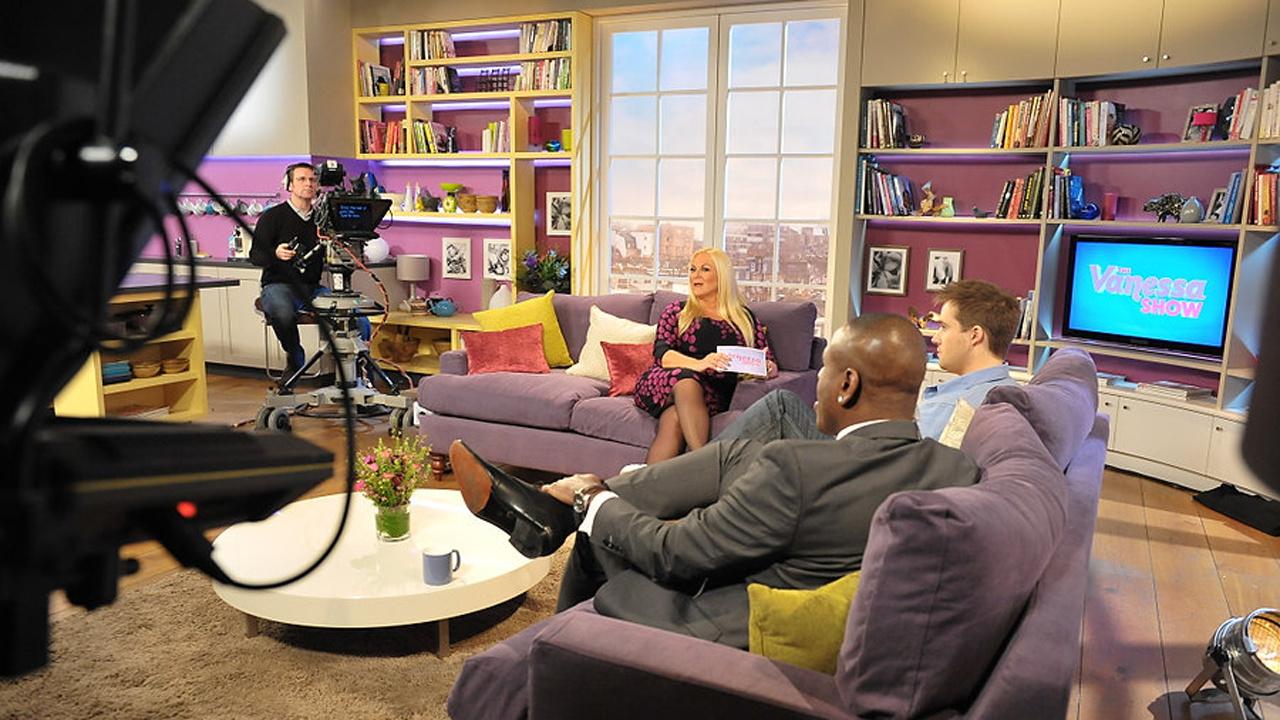 Vanessa. Channel 5