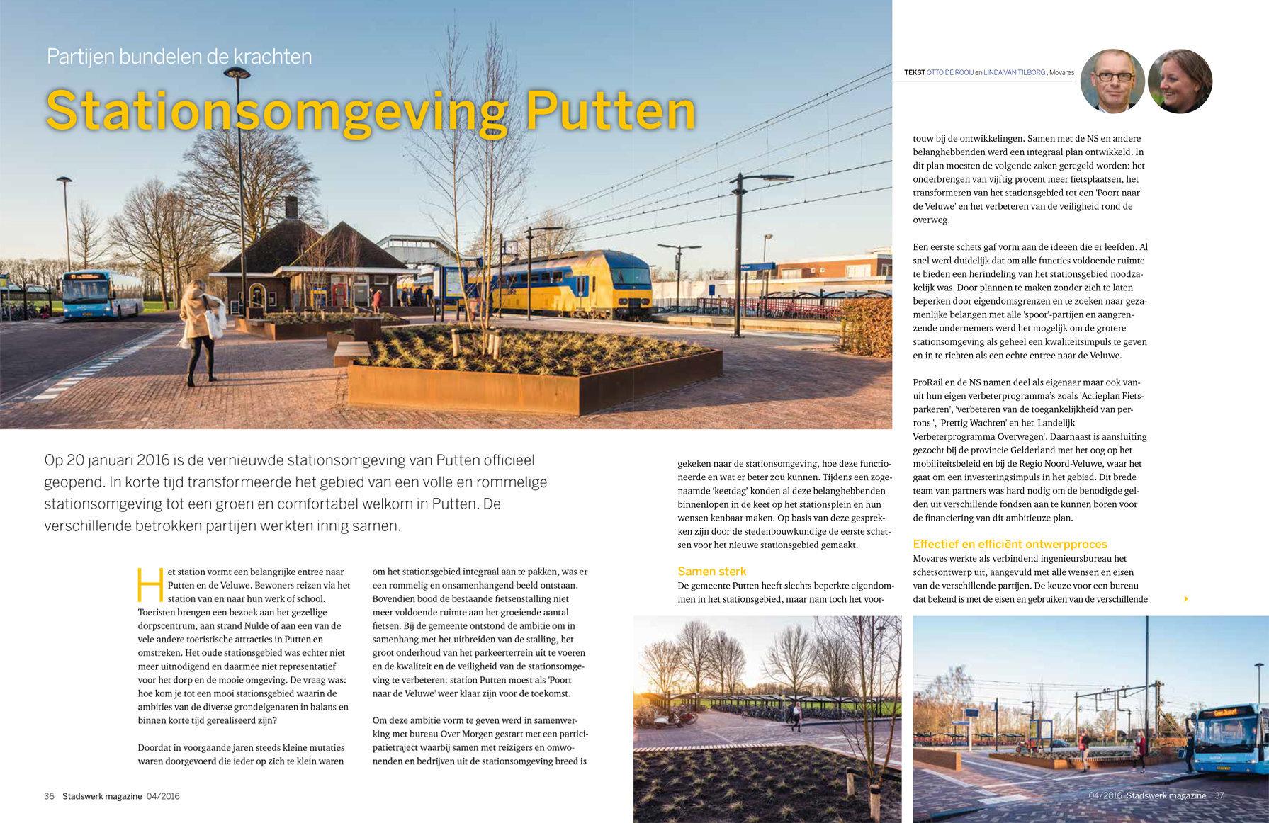 Stadswerk Magazine 04-2016
