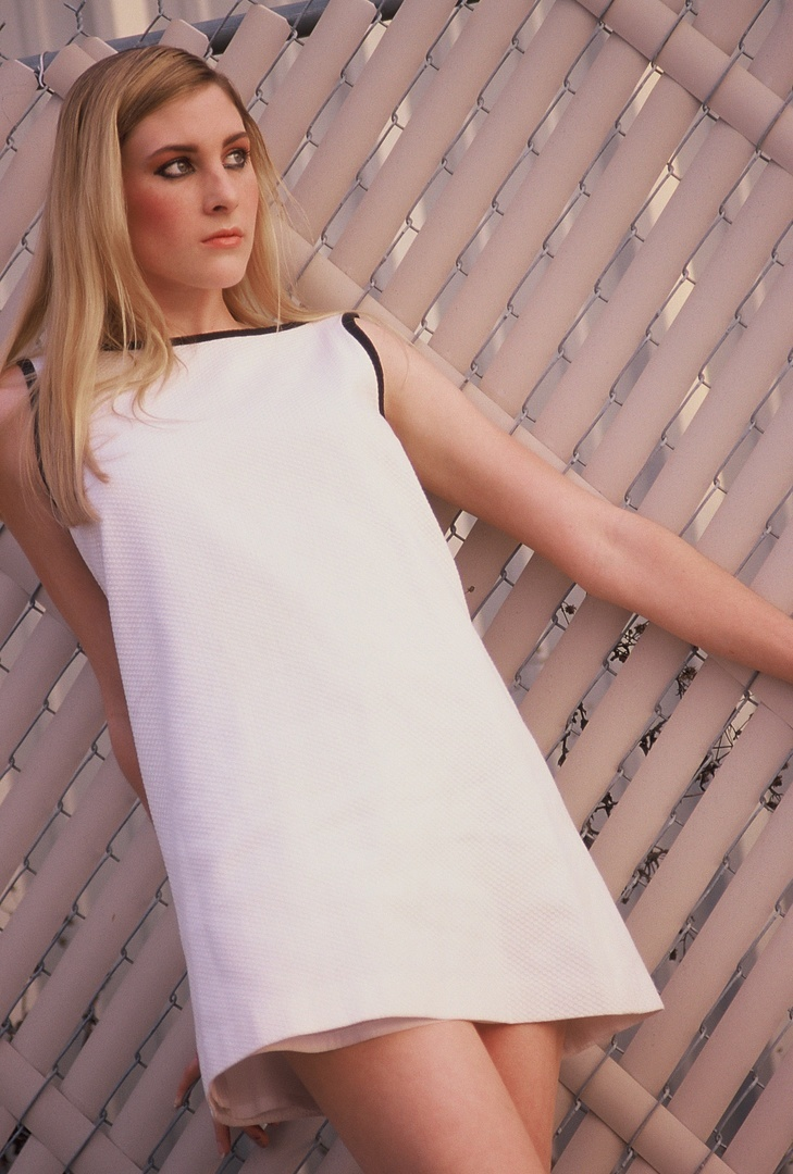 KELLY - INTL' MODEL has worked in NY and Paris doing editorial print, catalog and runway.