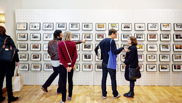 Portraits of a High Street Exhibition