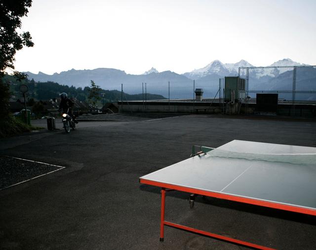 Ping-Pong Dusk. Switzerland