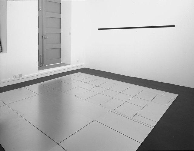 Galerie le sous sol, Paris, 2001
