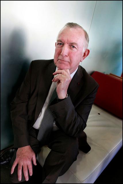 Yves de Chaisemartin, PDG d'Altran