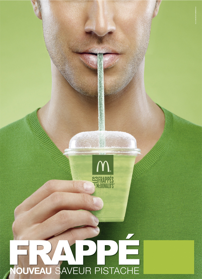 MC DONALD's Frappés - TBWA/PARIS