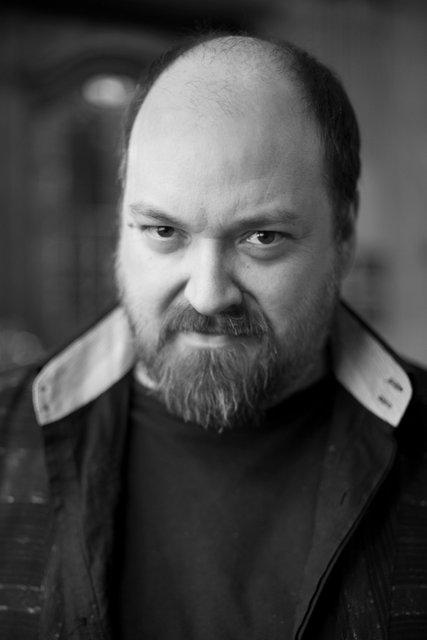 Dave McKean - Artist