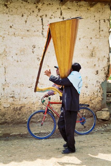 Open Harp