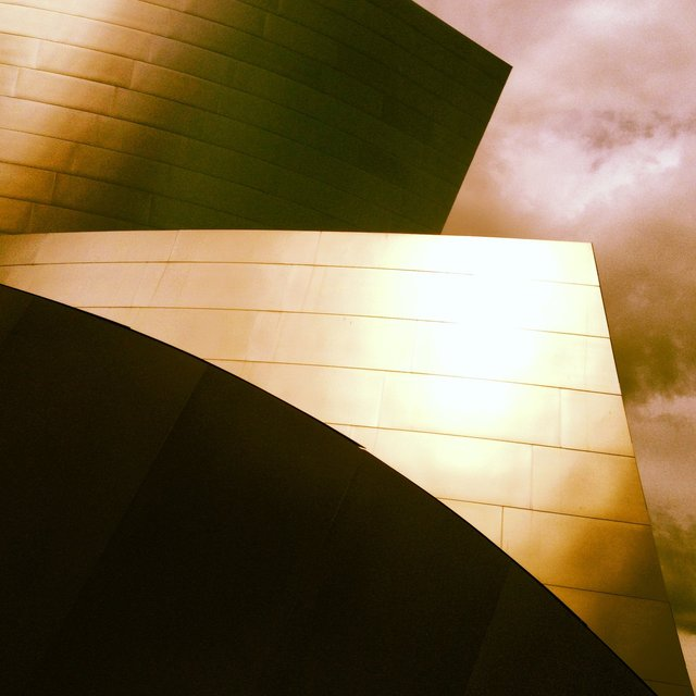 WALT DISNEY CONCERT HALL - GOLD 6