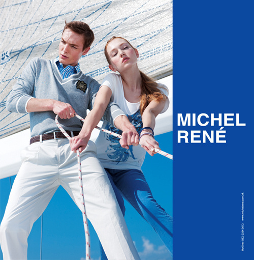 MICHEL RENE 2010 S/S